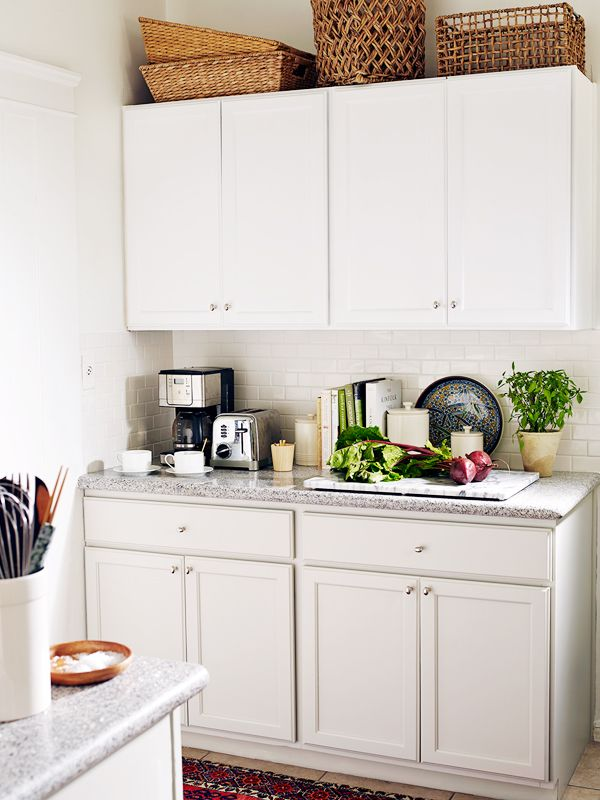 Best Affordable Kitchen Cabinets Before And After: An Affordable Rental Kitchen Makeover