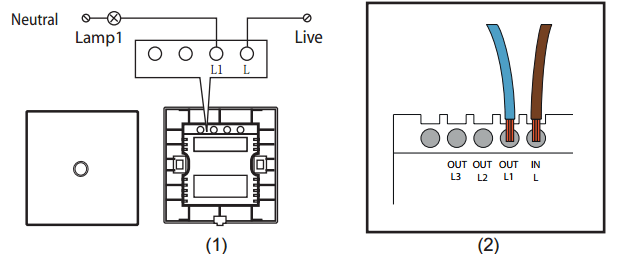 smart light switch wiring uk