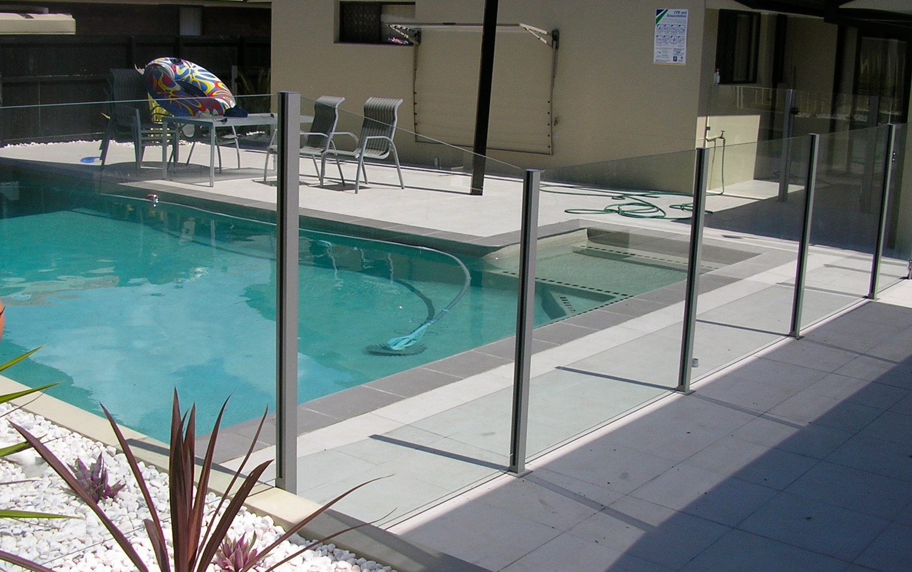 Glaspool Know How Glass Pool Fencing Save Your Pets From Penetrating