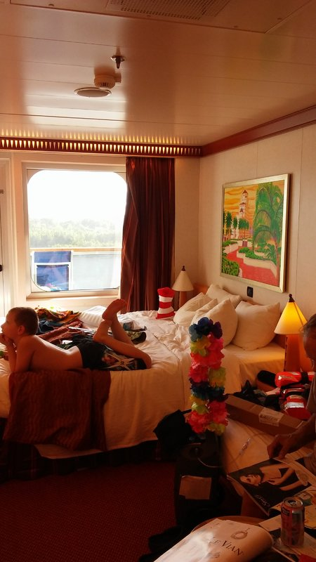 Where Can I Find A Sofa Bed Balcony Stateroom, Cabin Category 8e, Carnival Dream
