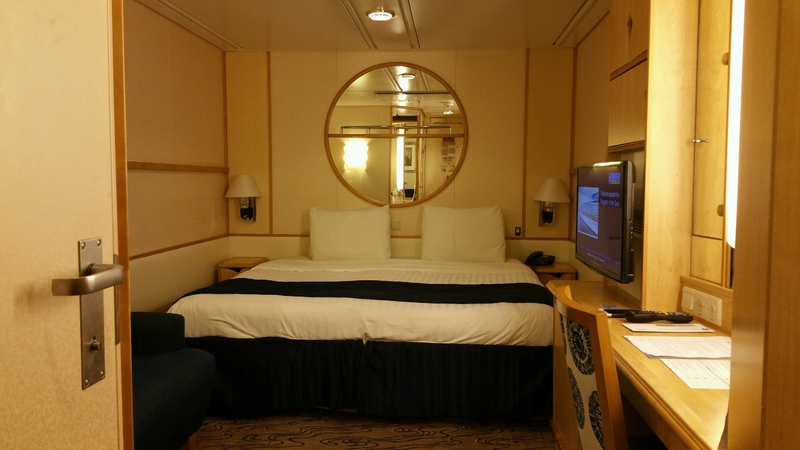 Where Can I Find A Sofa Bed Interior Stateroom, Cabin Category Sm, Navigator Of The Seas