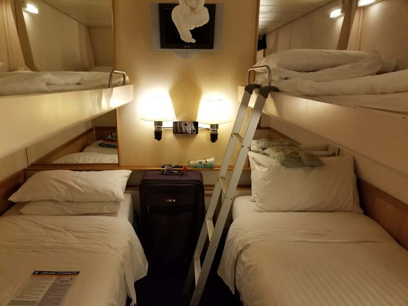 Interior Stateroom Cabin Category Sn Majesty Of The Seas