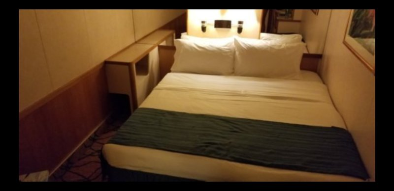 Inside Cabin 3001 On Majesty Of The Seas Category Sq