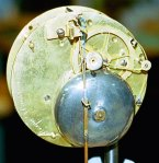Strike warning wheel problems in old French Clock