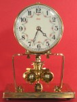 Kundo Miniature 400 Day Clock Similar to a Schatz London Coach