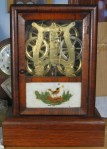 Seth Thomas Cottage Clock with 8-Day Lyre Movement