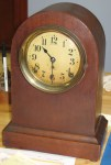 Seth Thomas Round Top Mantel Clock