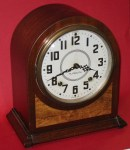 Plymouth by Seth Thomas Round Top Mantel Clock, 1940
