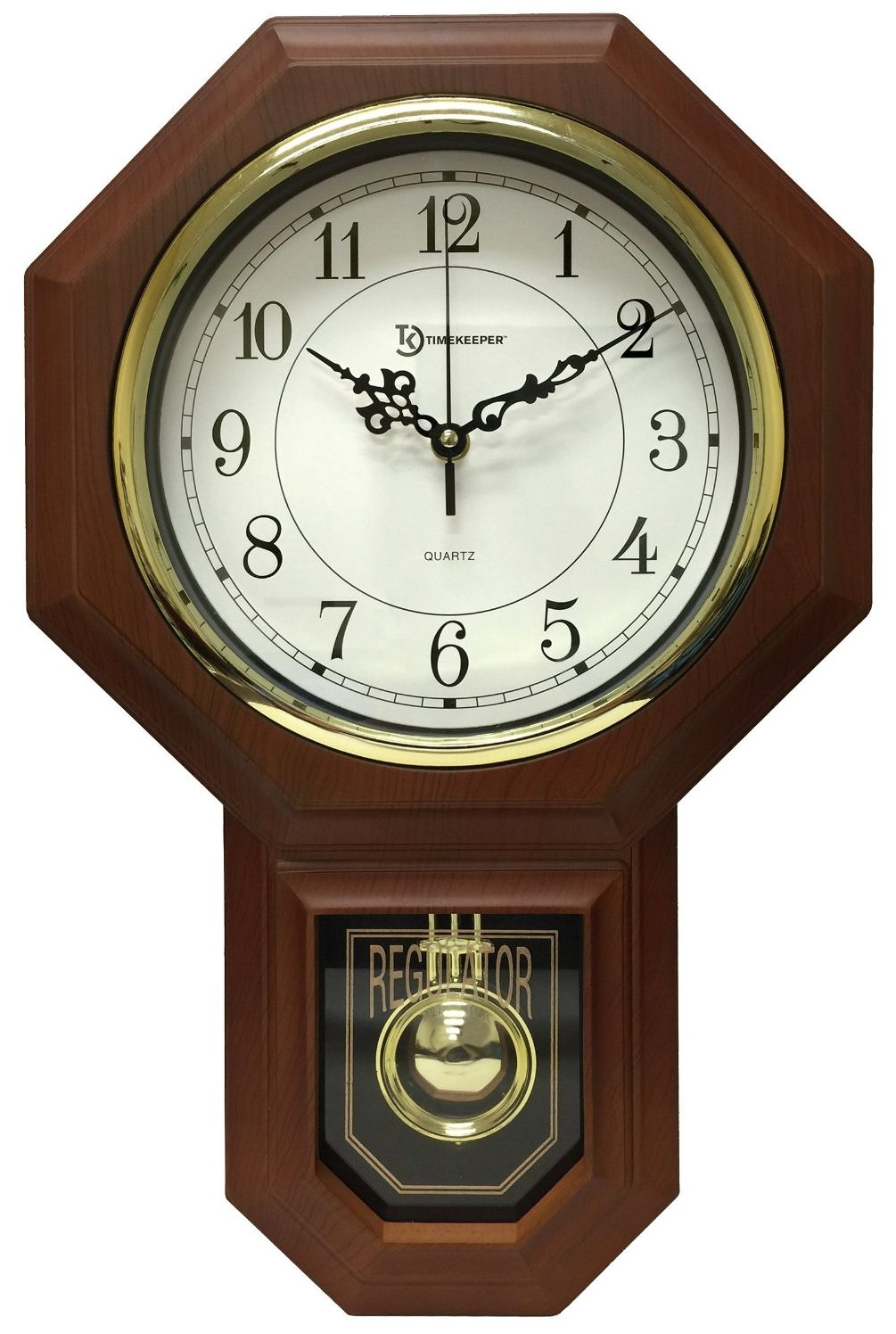 & Wall Clock Best 10 Chiming Wall Clocks On The Market In 2017 Clock Selection
