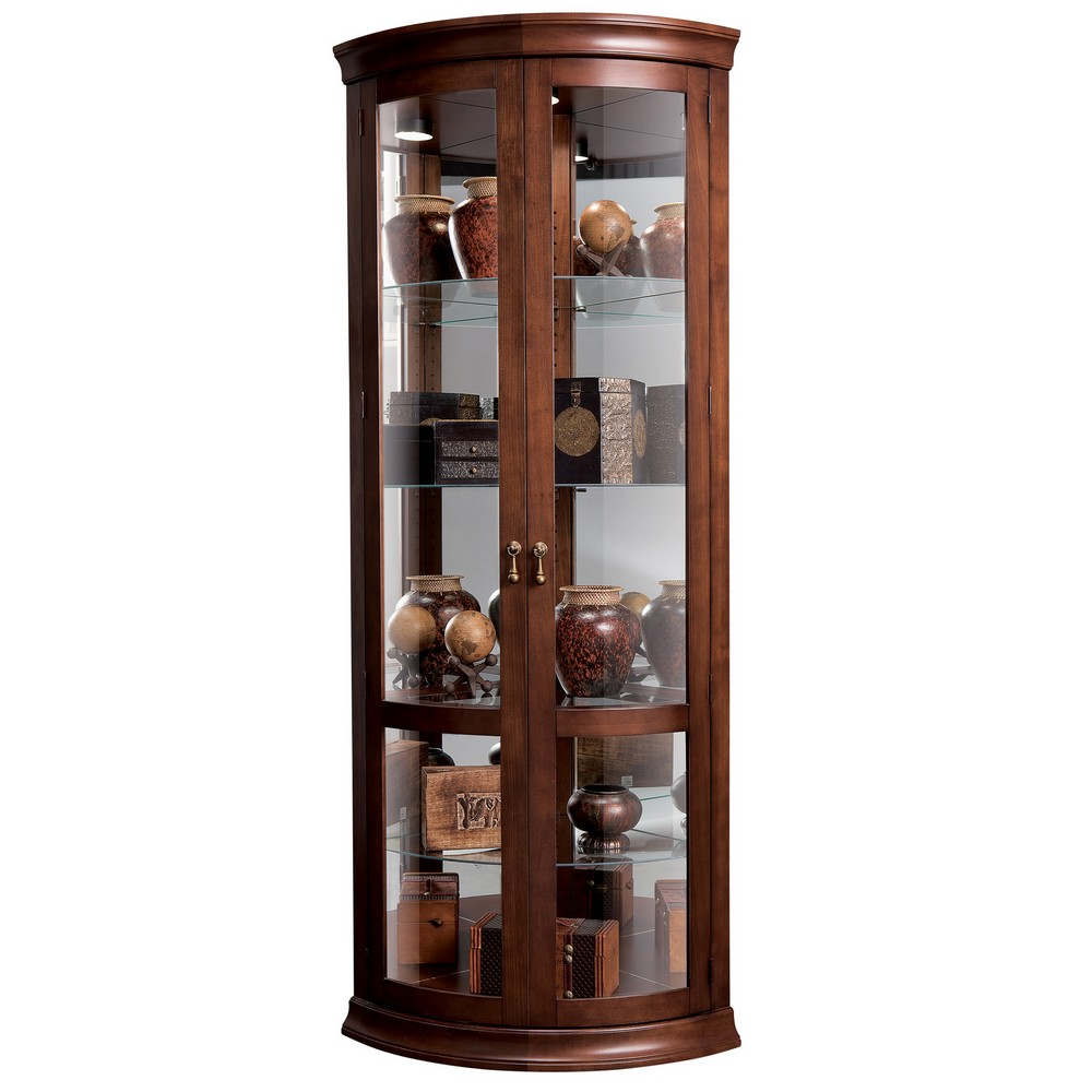 Howard Miller Chancellor Curio Cabinet 680503