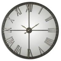 Large Wall Clocks - Oversized, Big Clocks at ClockShops.com