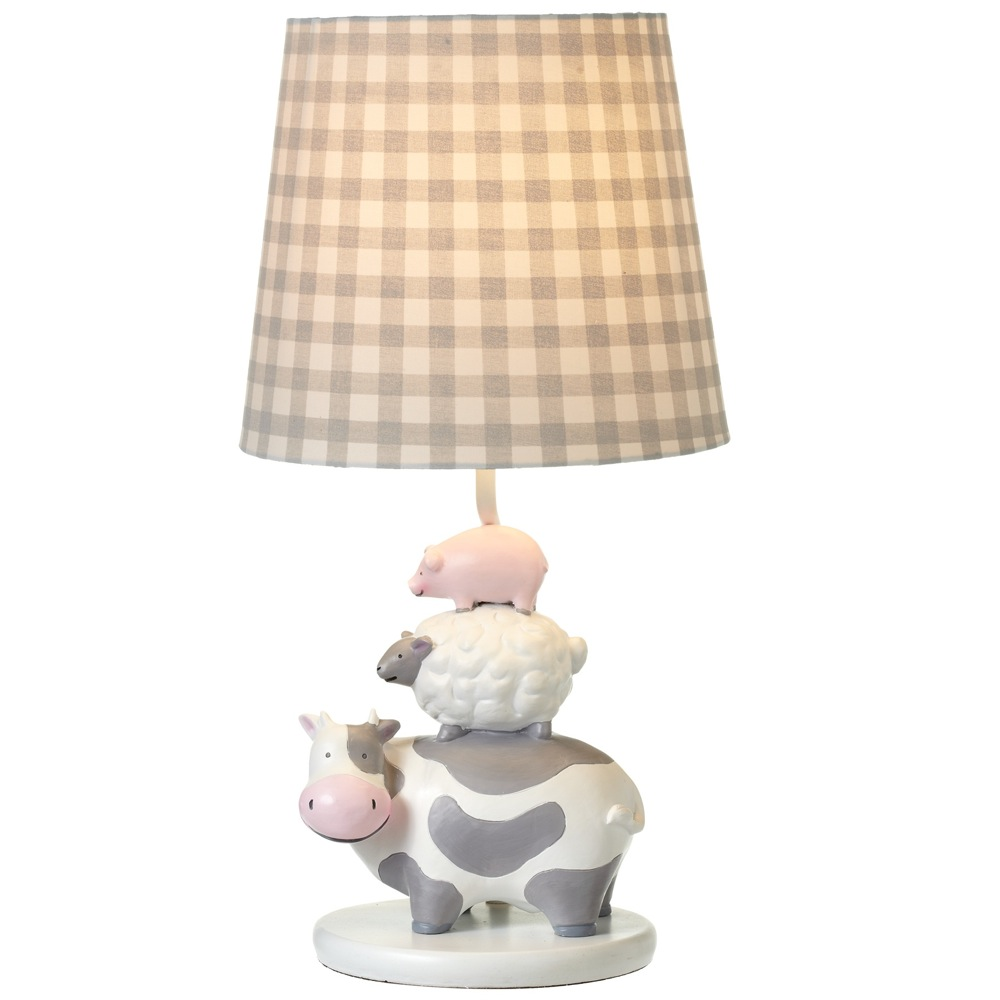 Animal Lamp For Nursery Farm Animal Nursery Accent Lamp