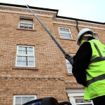 Cleaning gutters in Chelmsford essex