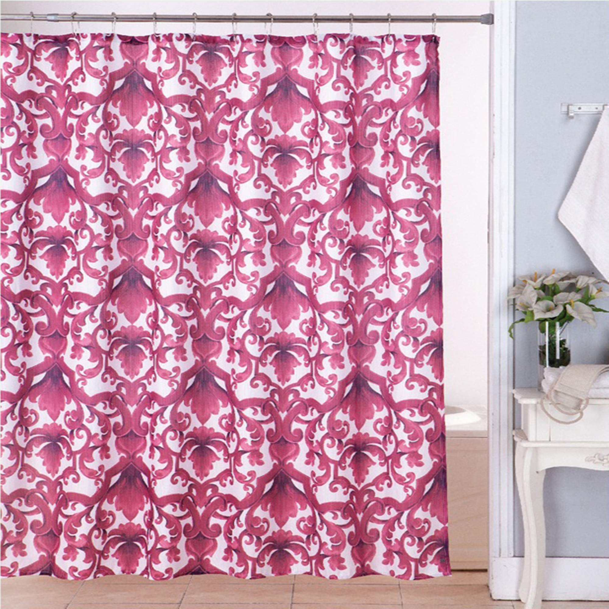 Ariel Shower Curtain 89 Ariel Shower Curtain Croscill Ariel Shower Curtain August