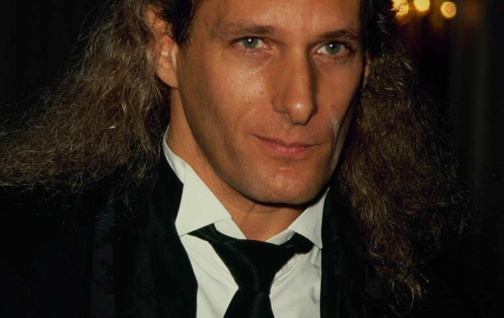 Long Hair Style Beatles Michael Bolton Learned Karate After Being Bullied For His