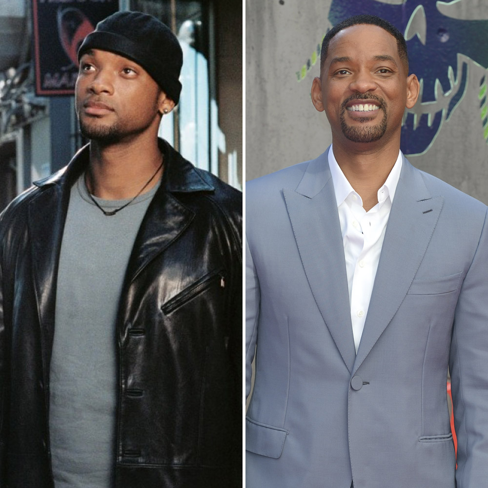 I Robot See Will Smith And The I Robot Cast Then And Now Closer Weekly