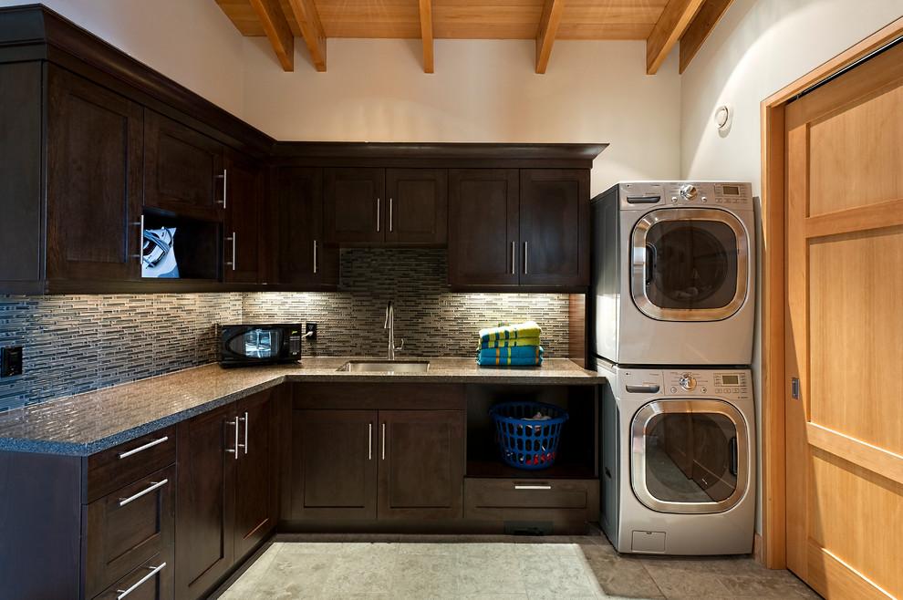 Laundry Closet Beyond