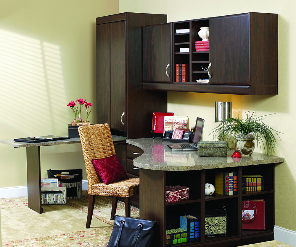 Why Your Charlotte Home Needs A Custom Home Office