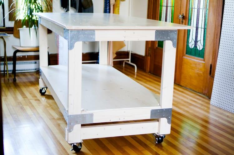 Cutting Table Diy Closet Case Files