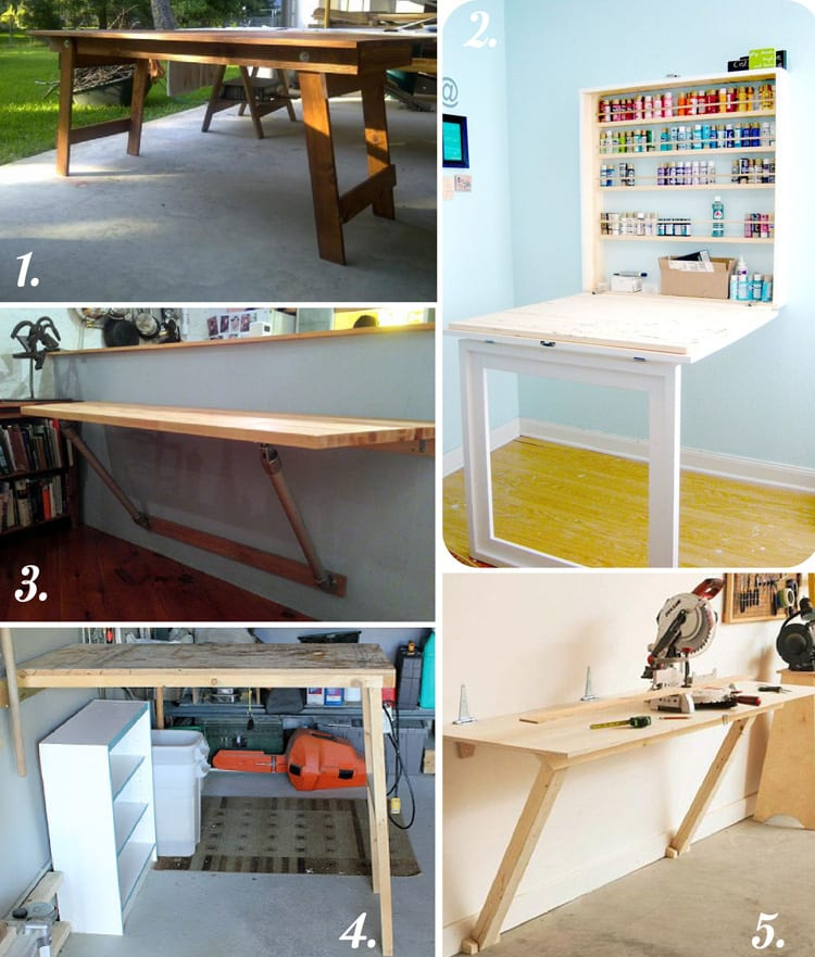 Diy Cutting Table Ideas For Your Sewing Studio Closet