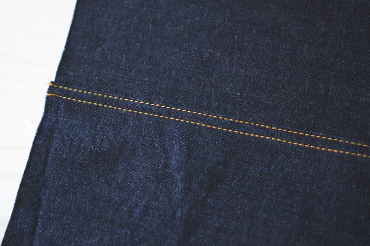 Seam Finishes for Jeans Closet Case Patterns