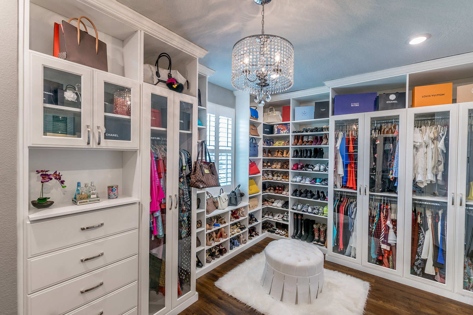 Walkin Closet Cabinets Walk In Closets Trends And Design Closet Factory