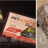 Pet Action Plus Flea & Tick Drops for Cats & Dogs #Review