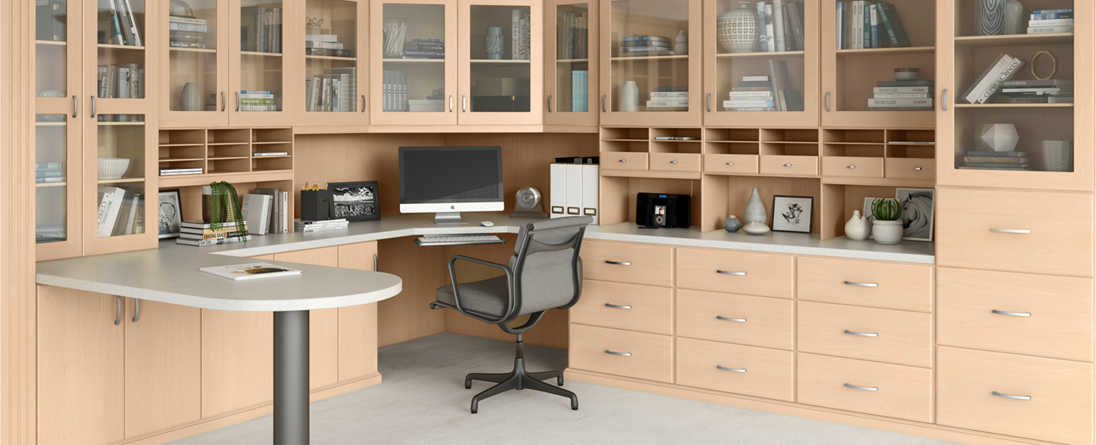 Home Office Cabinets Home Office Cabinets And Organization Products