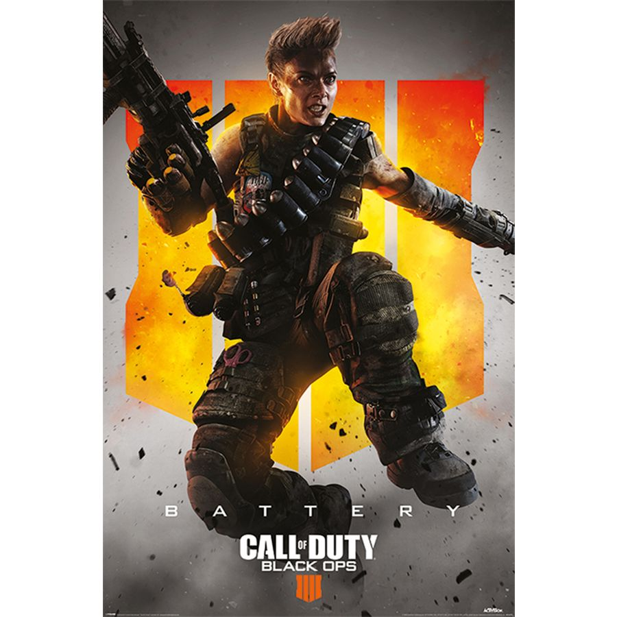 Breaking Bad Bettwäsche Call Of Duty Black Ops 4 Battery - Posters Buy Now In The Shop Close Up Gmbh
