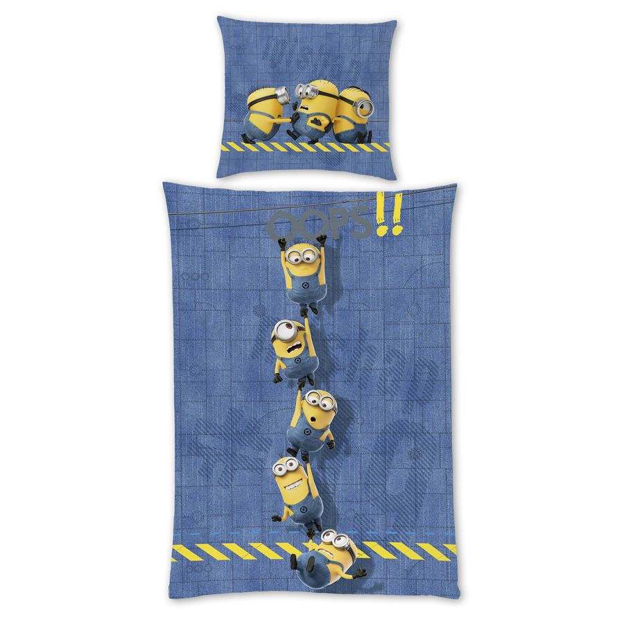 Minion Bettwäsche Real Despicable Me Bed Linen