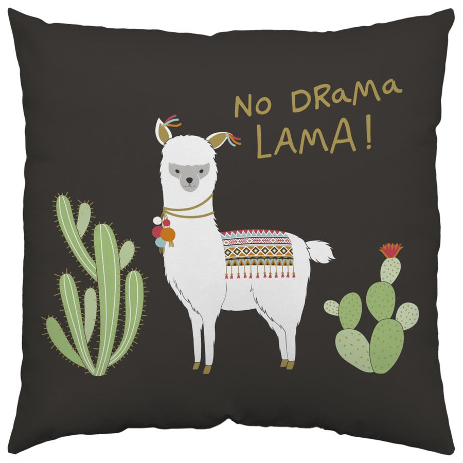 Breaking Bad Bettwäsche Lama Pillow No Drama Lama - Bed Linen & Cushions Buy Now In The Shop Close Up Gmbh