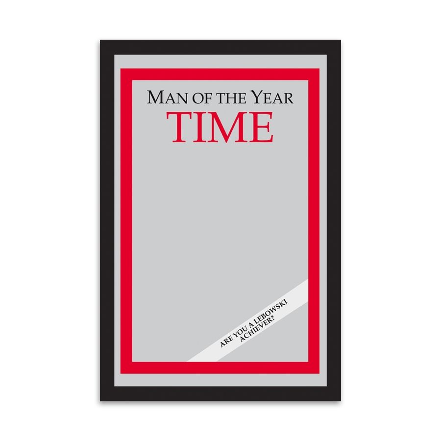 Spiegel-shop Man Of The Year Time Magazine