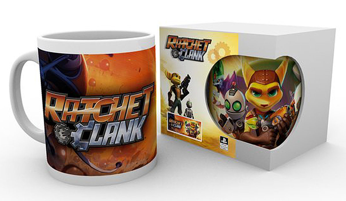 Breaking Bad Bettwäsche Ratchet And Clank Mug All For One - Glasses, Mugs, Bowls Buy Now In The Shop Close Up Gmbh