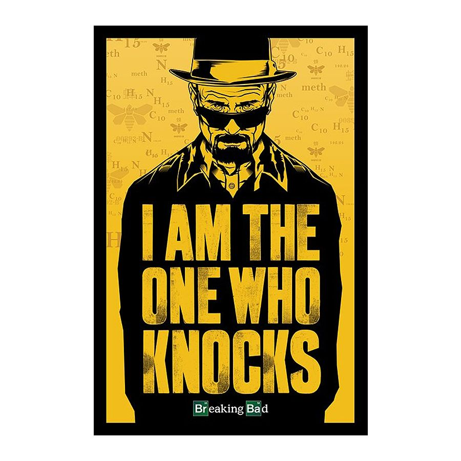 Breaking Bad Bettwäsche Breaking Bad Poster Bei Close Up Im Shop Online Kaufen