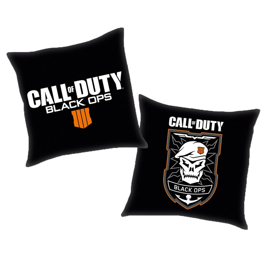 Dekokissen Küche Call Of Duty Dekokissen Black