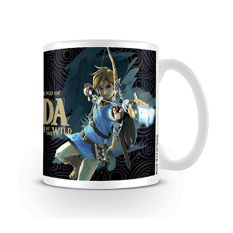 Zelda Bettwäsche The Legend Of Zelda Tasse