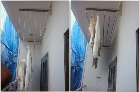 Cloth Drying Hanger Hyderabad India Clothes Drying