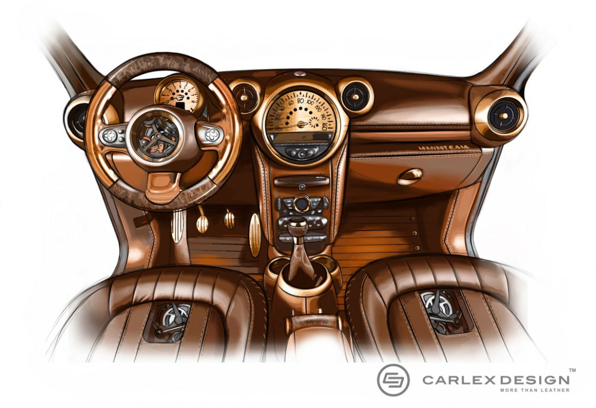 Steampunk Ideas Steampunk Mini Countryman By Carlex Designs Clothed Eye