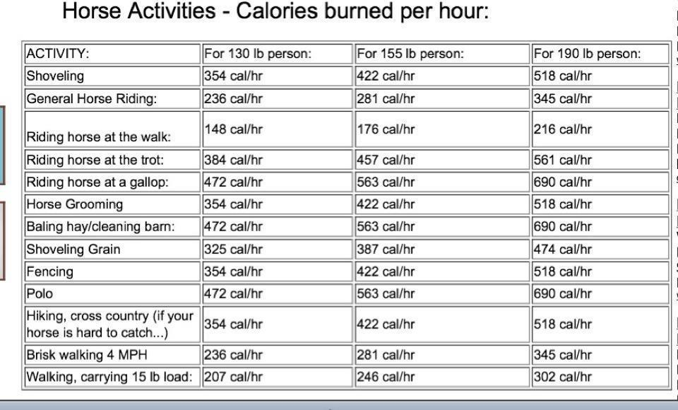 treadmill calorie burn chart \u2013 Tips For Life