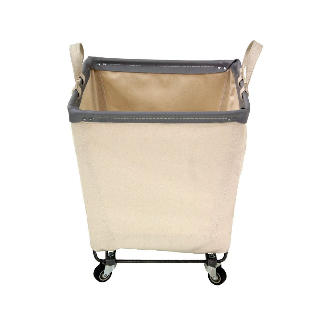 Clothes Hampers For Sale Square Natural Canvas Portable Laundry Hampers