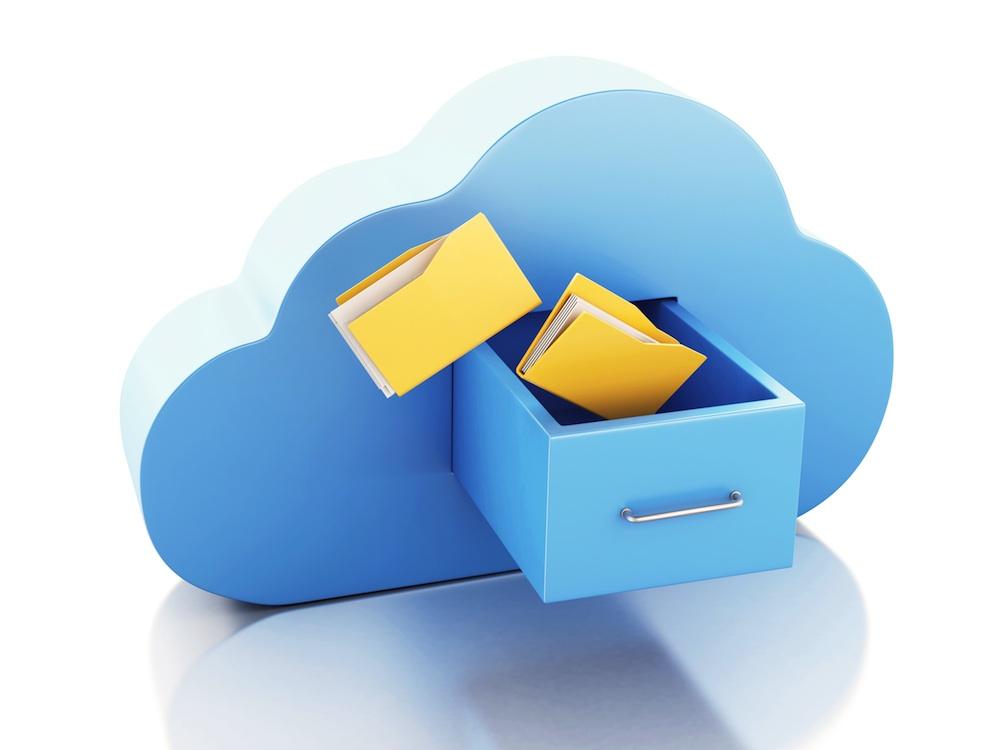 setting up File Storage on OCI and uploading files through Filezilla