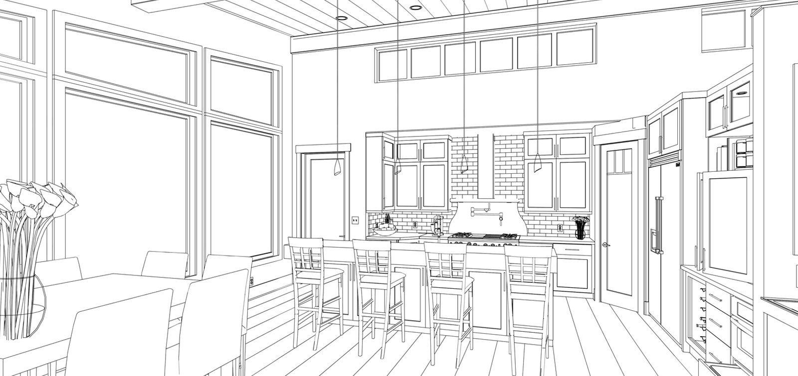 Commercial Kitchen Design App Free Interior Design Software Chief Architect