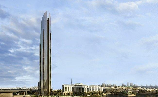 D1 Tower At Culture Village Dubai Creek