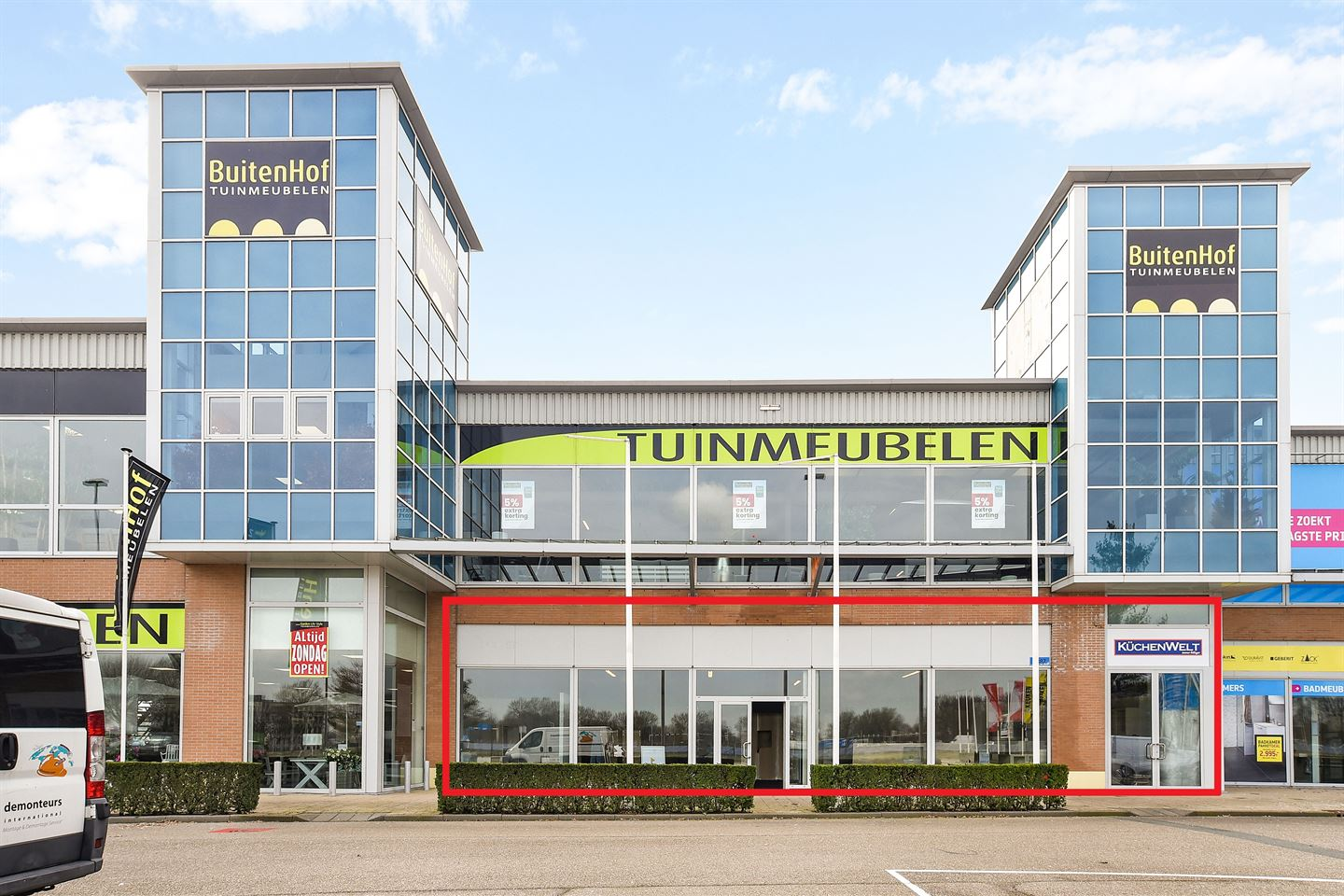 Tuinmeubelen Outlet Breda Retail Outlet Breda Search Retail Outlets For Rent Grenssteen