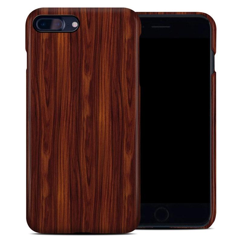 Dark Rosewood iPhone 8 Plus Clip Case iStyles