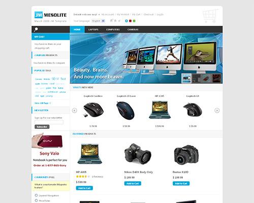 25+ Magento Templates For Your E-Commerce Business \u2014 Smashing Magazine