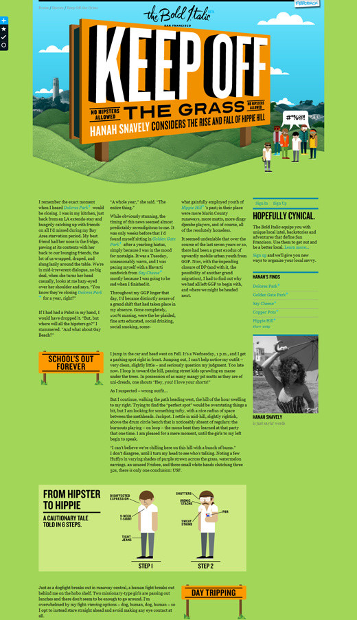 The Current State of Web Design Trends 2010 u2014 Smashing Magazine - example flyer