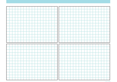 Free Printable Sketching, Wireframing and Note-Taking PDF Templates