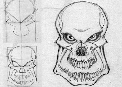 50 Clever Tutorials and Techniques on Traditional Drawing \u2014 Smashing