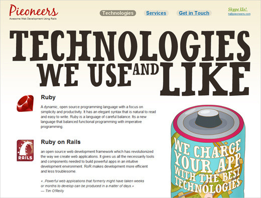 The Current State of Web Design Trends 2010 u2014 Smashing Magazine - resume writing service
